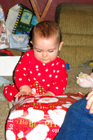 12-25-12 Chloe's First Christmas